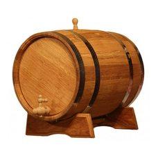 Бочка дубовая вощеную сильной обжарки 10 литров