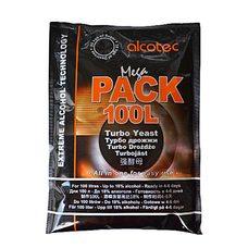 Специальные спиртовые дрожжи Alcotec Mega Pack