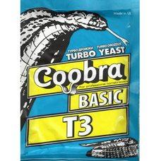 Дрожжи спиртовые Coobra Turbo Basic T3
