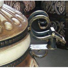 Поворотный механизм для узбекского тандыра