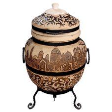 Тандыр Армянский 75л (Город) на дровах