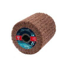 Скотч-Брайт круг шлифовальный лепестковый КШЛ 100х100х19мм, P80