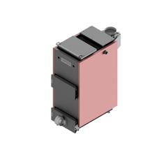 Шахтный котел длительного горения Termico (Термико) КДГ 25 кВт (с дымососом)