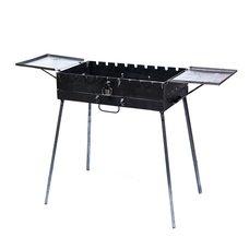 Мангал Эпицентр 3мм на 7 шампуров со столиком