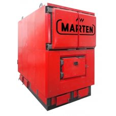 Твердотопливный котел Marten (Мартен) Indastrial MIT-300