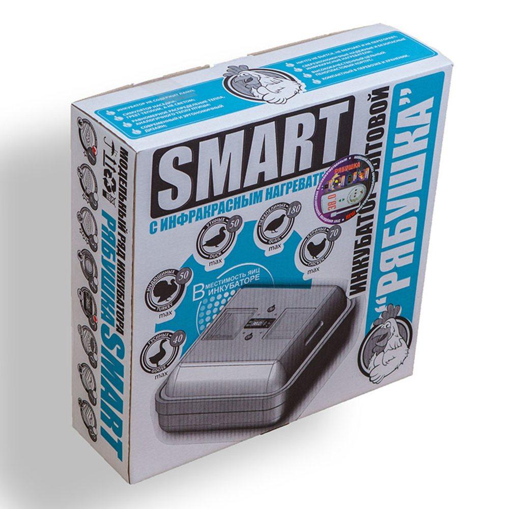 Рябушка Smart 70 цифровой ручной инкубатор