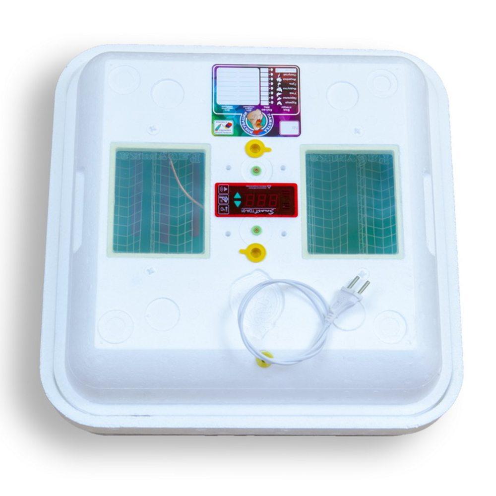 Рябушка Smart 48 Турбо цифровой автоматический инкубатор