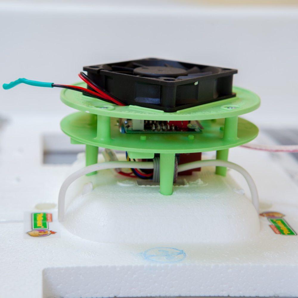 Рябушка Smart 120 Турбо цифровой автоматический инкубатор