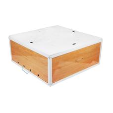 Инкубатор бытовой Курочка ряба ИБ-130Ц (пластик, механический цифровой) + вентилятор