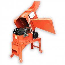 МС 400-24 кормоизмельчитель универсальный 3 кВт (до 800 кг/час, зерно, кукуруза, сено, солома, стебли и т.д.)