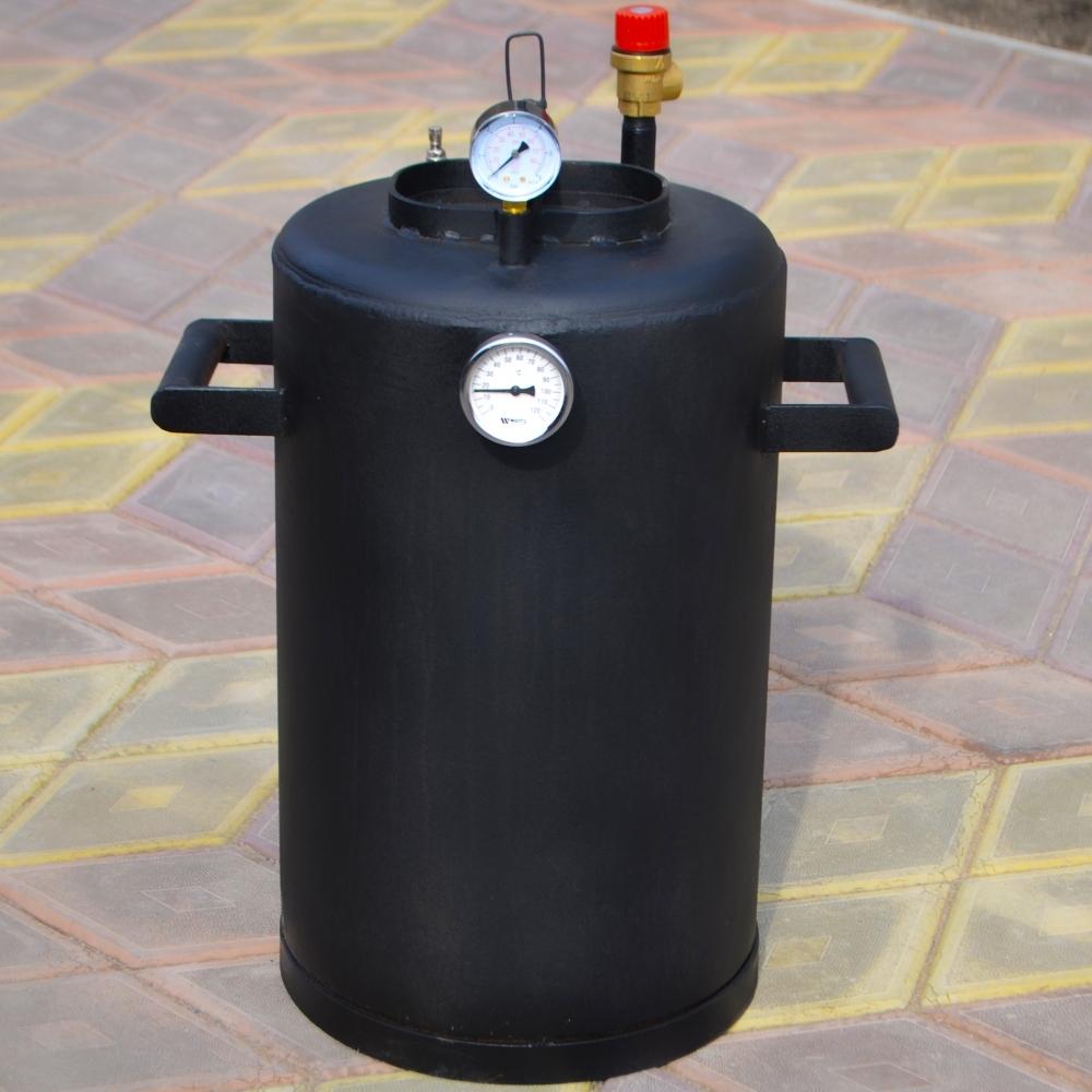 Троян-24 автоклав газовый для тушенки