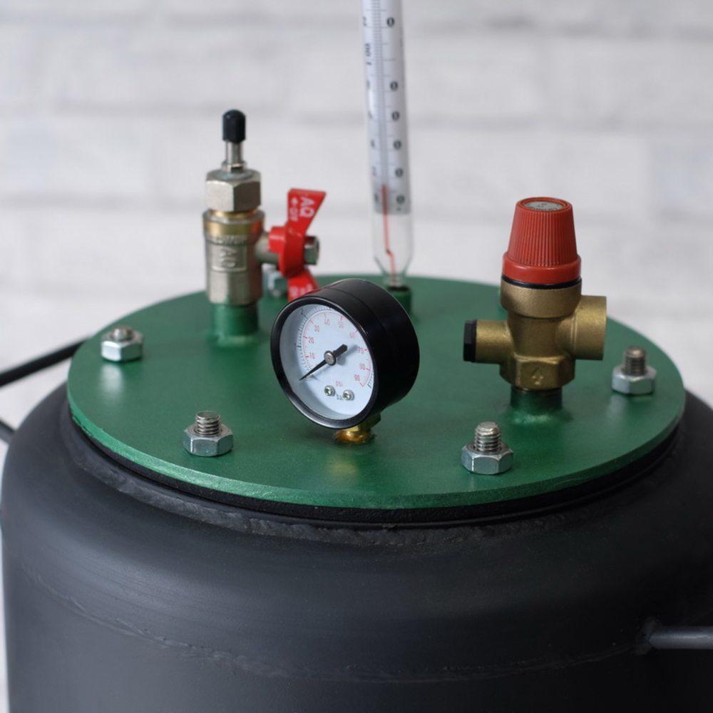 УТех-32 автоклав газовый для домашнего консервирования