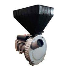 Газда М80 зернодробилка 2,5 кВт молотковая для зерна и початков кукурузы