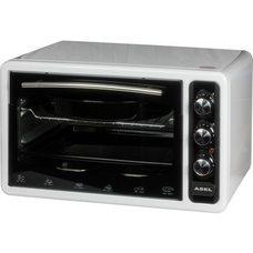 Asel AF 0123 настольная электродуховка 40л серого цвета