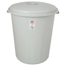 Бак для мусора Planet №4 70 л (без защелок) серый