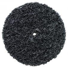 Круг отрезной без основы черный (коралл) мягкий Polystar Abrasive d-100 мм