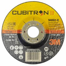 Отрезной диск 3M Cubitron II Т27, 127х7,5х22,23мм