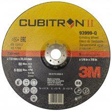 Зачистной диск 3M Cubitron II Т27, 230х7х22,23мм