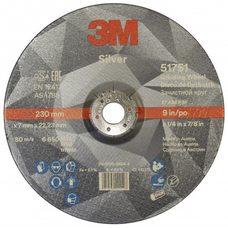 Отрезной диск 3M Silver Т27, 230х7х22 мм