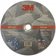 Круг отрезной по металлу 3M Silver Т41 230х2х22,23мм