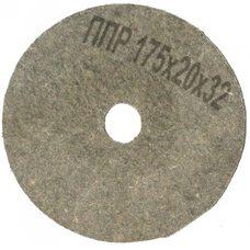 Круг полировальный войлочный Polystar Abrasive ППР 175х20х32