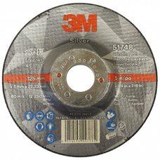 Зачистной диск 3M Silver Т27, 127х7х22,23мм