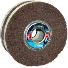 Скотч-Брайт круг шлифовальный лепестковый КШЛ 150х50х32 мм, P240