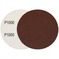Круг шлифовальный на липучке Velcro Polystar Abrasive 125 мм, P1000