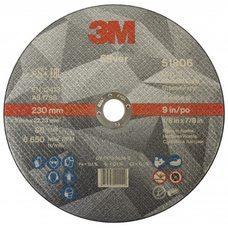 Круг отрезной по металлу 3M Silver Т41 230х3х22,23мм