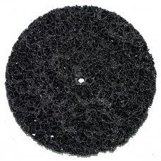 Круг отрезной без основы черный (коралл) мягкий Polystar Abrasive d-125 мм