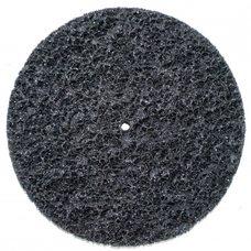 Круг отрезной без основы черный (коралл) мягкий Polystar Abrasive d-150 мм