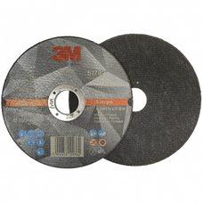 Круг отрезной по металлу 3M Silver Т41 125х1,6х22,23мм