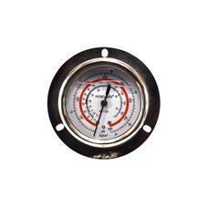 Манометр высокого давления HongSen HS-1540H осевой с глицерином