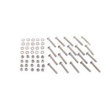Крепления для паяного бака стиральной машины (болты М4 L = 30мм, шайбы, 20шт.)