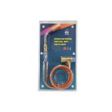 Сварочная горелка для пайки МАПП-газом RTM 26 D 60 (2 сопла)
