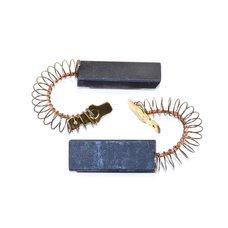 Щетки графитовые стиральной машины 5х12,5х36 с пружиной (двухслойные)