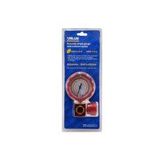 Коллектор заправочный Value 1-вентильный VMG-1-S-Н Type2 R 410,407,22,134 (красный с глазком)