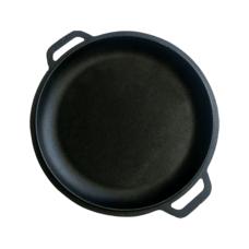 Крышка-сковорода чугунная Ø 280мм