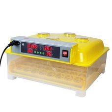 Инкубатор 48 яиц автоматический WQ-48