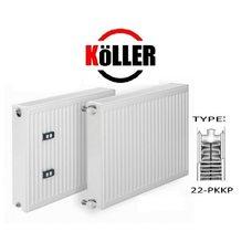 Koller тип 22 H=500мм L=400мм стальной радиатор отопления (Германия)