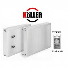 Koller тип 22 H=500мм L=800мм стальной радиатор отопления (Германия)