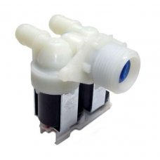 Клапан подачи воды для стиральных машин Whirlpool 480111100199 бочки вшить спаренные 2/180