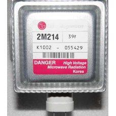 Магнетрон микроволновой печи LG 2M214 39F