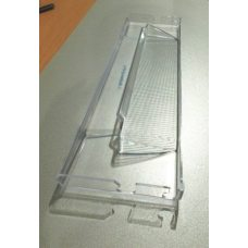 Панель ящика откидная морозильной камеры холодильника Indesit / Ariston (C00856031) с пиктограммой
