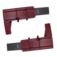 Щетки электродвигателя стиральной машинки 5 * 12,5 * 36 в корпусе коричневые Г обрзние (комплект 2 шт.) (C00196)