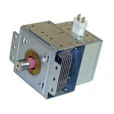 Магнетрон для микроволновых печей LG 2M214 Выход вниз, две планки на 3 отверстия по бокам