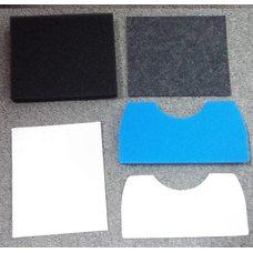 Фильтр HEPA для пылесосов Samsung DJ97-01040C комплект 5шт