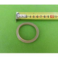 Силиконовый уплотнитель (круглая, узкая) для бойлеров Thermex, прокладка (тонкая, КОРИЧНЕВАЯ) Ø63мм на тэны