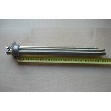 Блок ТЭН прямой 4500W / L=360мм / на резьбе 1,5