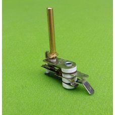 "Терморегулятор KST228B / 10А / 250V / T250 (высота стержня h = 40мм) для обогревателей ""Термия"", конвекторов"